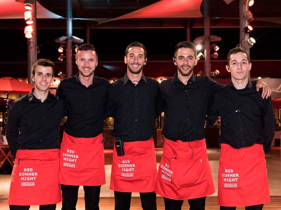 Quienes somos Barcelona camareros